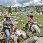 Beartooth Plateau Horse Packing