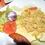 Conch stew, Karko