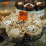 The Chocolate Muffin - our favorite!