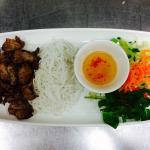 Bún thịt nướng - Viet Hoa Special Bun
