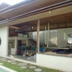 Living, Dining, Kitchen & Mezzanine area