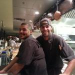 The Chef and Sous Chef - AWESOME