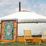 Gers / or yurts / are more than a tent