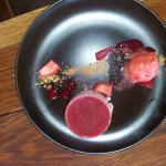 Strawberry Cheesecake (LCHF/Banting)