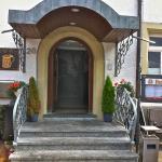 Einladender Eingang