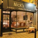 Nicks kitchen and restaurant