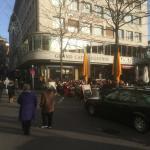 Foto van Cafe Huguenin