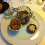 association du veau et foie gras