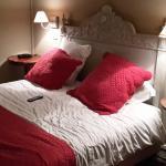 Vue du lit - chambre standard
