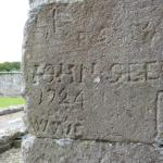 Graffiti from the 1700s!