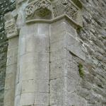 Well preserved carvings