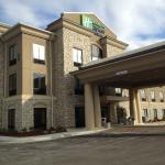 Holiday Inn Express Hotel & Suites Paducah West Foto