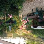 Wick House garden