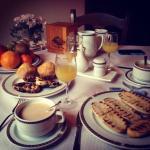 Desayuno para empezar bien el día