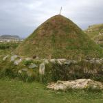 Bosta (Bostadh) Iron Age House