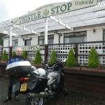 Thistle Stop Restaurant nr Bridge of Oich