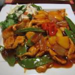 Spicy Mango Chicken