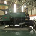 Small tank engine