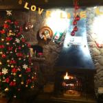 Christmas in the Plough, Llandegla