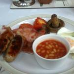 Full English Breakfast - excellent quality produce