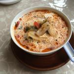 Chicken Spicy Soup