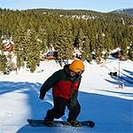 Enjoy skiing right out your door!
