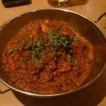 Chicken tikka Karahi.