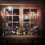 Extensive spirit collection