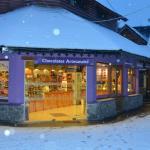 Un lugar para disfrutar los mejores chocolates y helados!!!