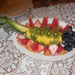 Gourmet Fruit Dish - Just 1 Example