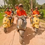 Cambodia Vespa Adventures - Day Tours