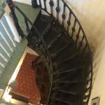 Fabulous staircase.
