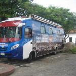 bus van de bleodbank