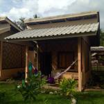 One of the 'basic' bungalows. Great value.. With bathroom, bed (with mosquito net) and your own