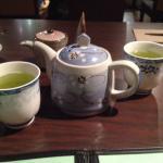Chef's blend Matcha tea.
