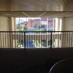 View from the lobby in the 5th floor