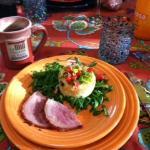La Posada breakfast