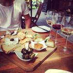 Platter for Two and Wine Tasting
