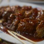 Duck with Peking Sauce