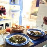 Great food in nice cosy restaurant