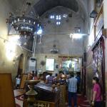 Intrno della Chiesa di San Bischoi