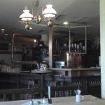 mesas e bar