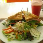 El Club Sandwich mejor del mundo.