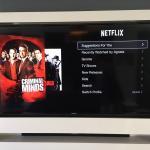TV with Netflix