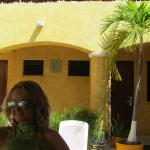 Villas la Lupita lobby