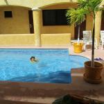 Villas la Lupita pool