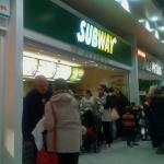 Foto de Subway - Lowry Outlet Mall