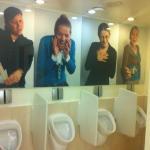 Radisson gents toilet