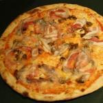 pizze con farina di Kamut BIO e farina di soia