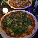 Pizza at Ego